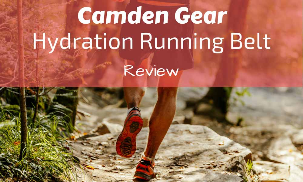 Camden Gear Hydration Running Belt Review