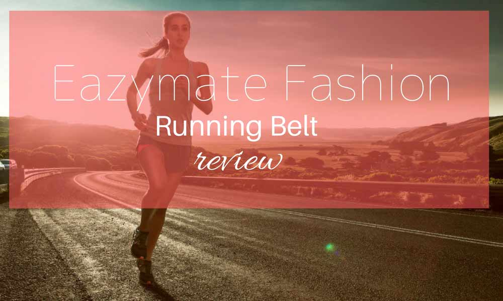 Eazymate Fashion Running Belt