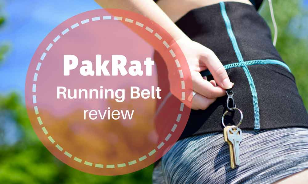 PakRat Running Belt Review