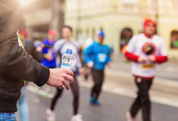 How much does a runner need hydration?