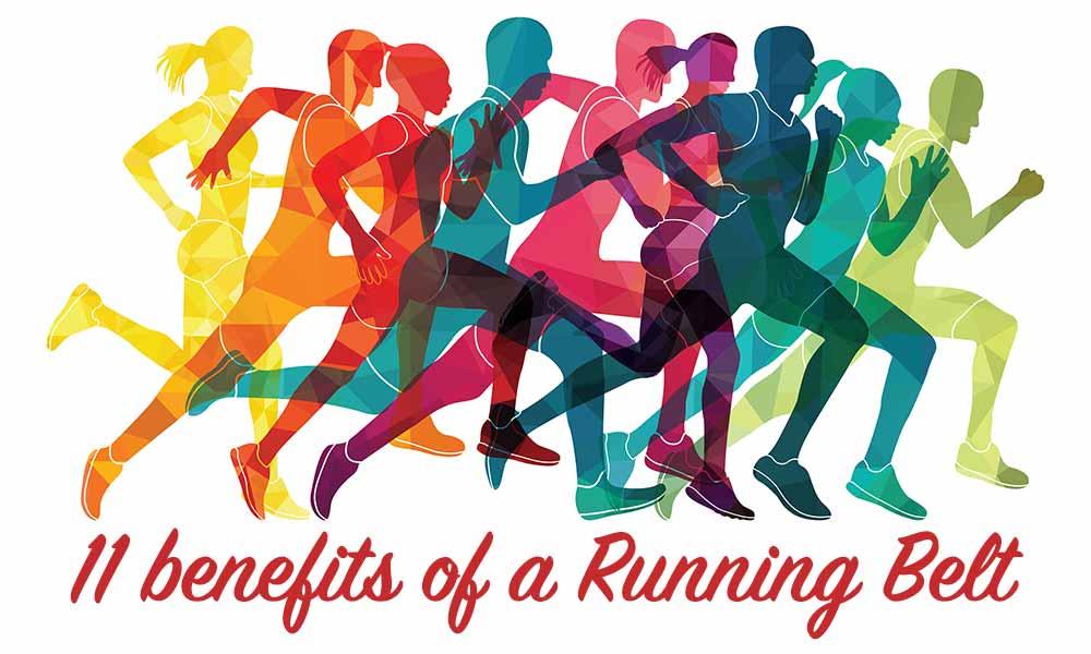 11 benefits of a running belt