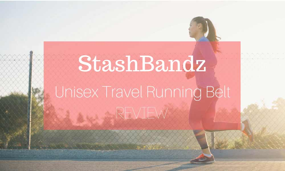 StashBandz Unisex Travel Running Belt Review