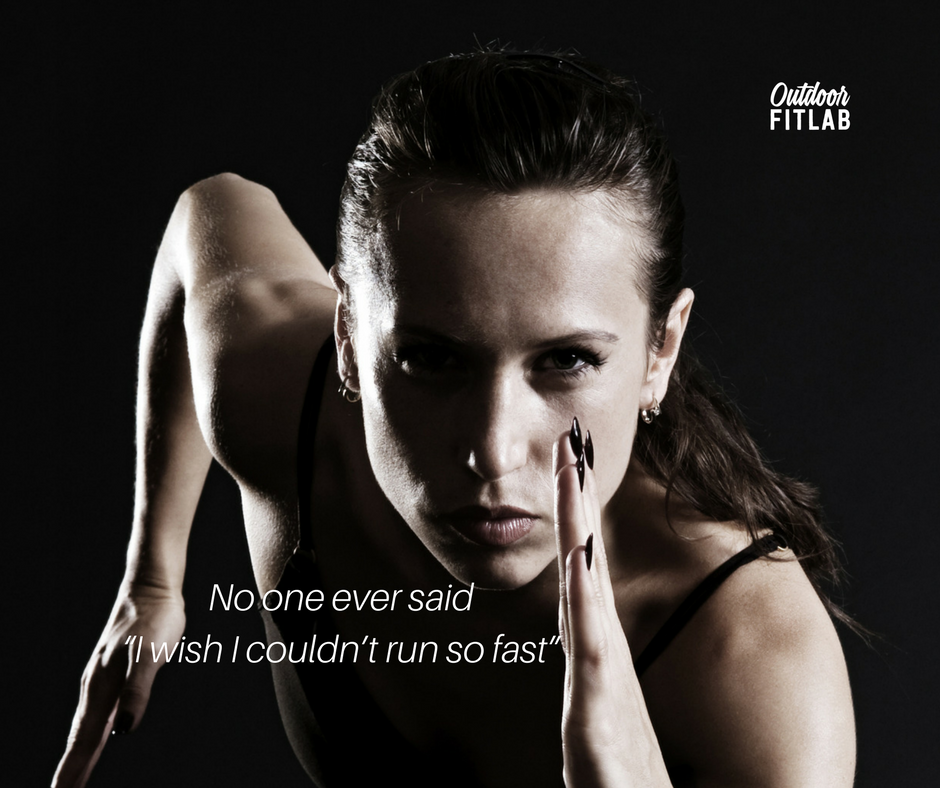 Motivational running quotes – No one ever said that