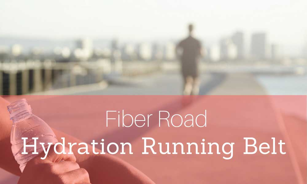 Fiber Road Hydration Running Belt: The Best Running Water Belt You Need