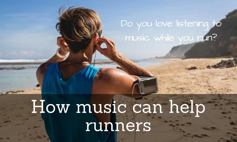 Does listening to music help you run better?